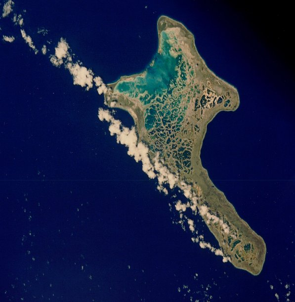 Kiritimati (Christmas Island)