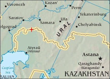 Good image pics ural mountains map and the ural mountains publicscrutiny Images